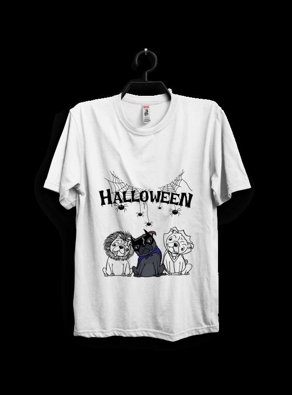 Halloween 109 tshirt factory