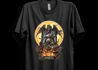 Halloween 112 buy t shirt design artwork