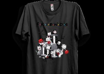 Halloween 114 t shirt design for download