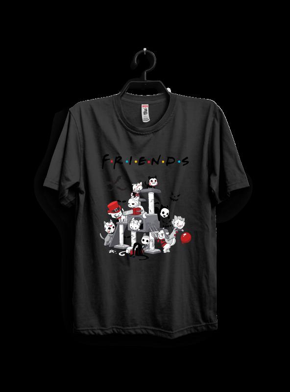 Halloween 114 tshirt factory