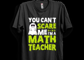 Halloween 18 graphic t-shirt design