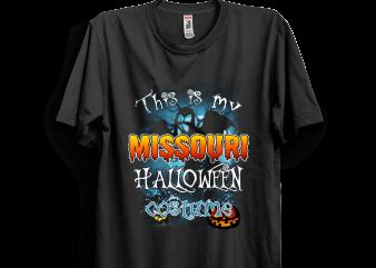 Halloween 3 t-shirt design png