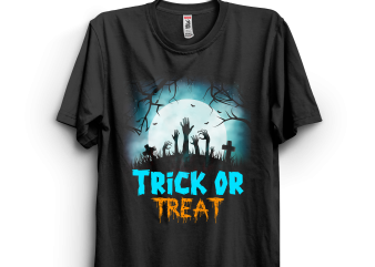 Halloween 30 commercial use t-shirt design