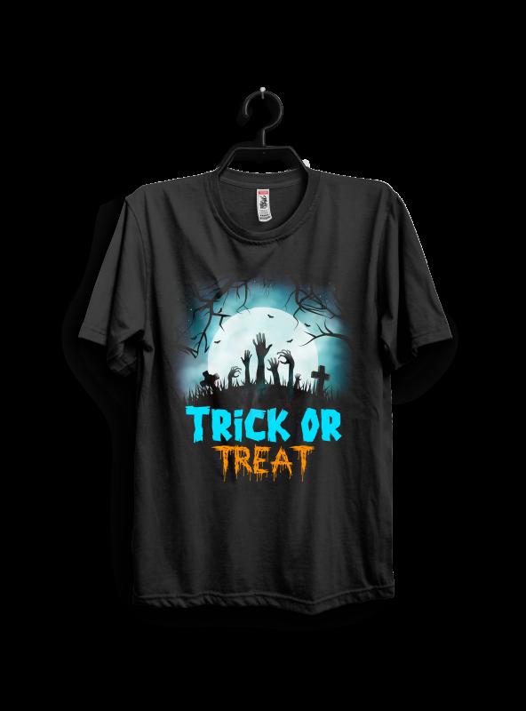 Halloween 30 t shirt designs for teespring