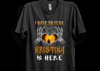 Halloween 68 graphic t-shirt design