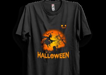 Halloween 73 graphic t shirt