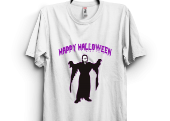 Halloween 93 graphic t shirt