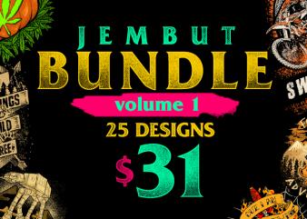Jembut BUNDLE Vol.1 vector clipart