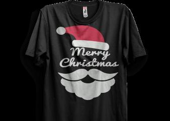Merry Christmas t shirt design for sale