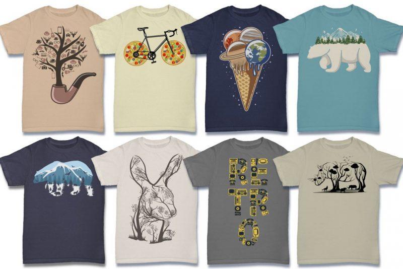 303 Tshirt Designs Mega BUNDLE Only