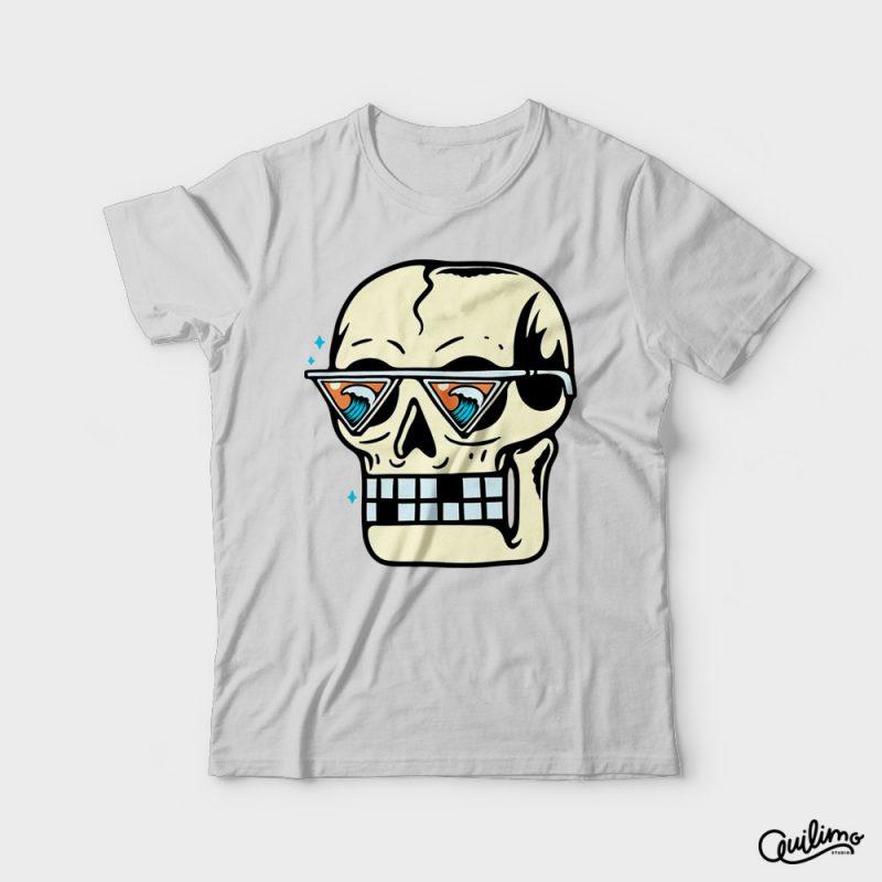 Wave Finder t shirt design png