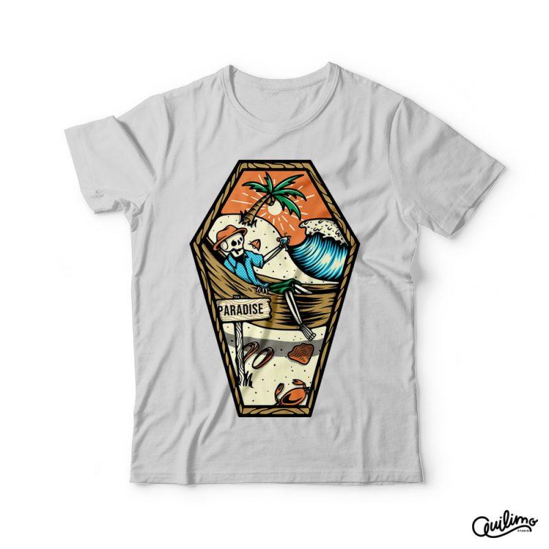 Paradise tshirt-factory.com