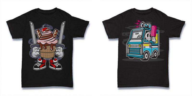 101 t shirt design bundle