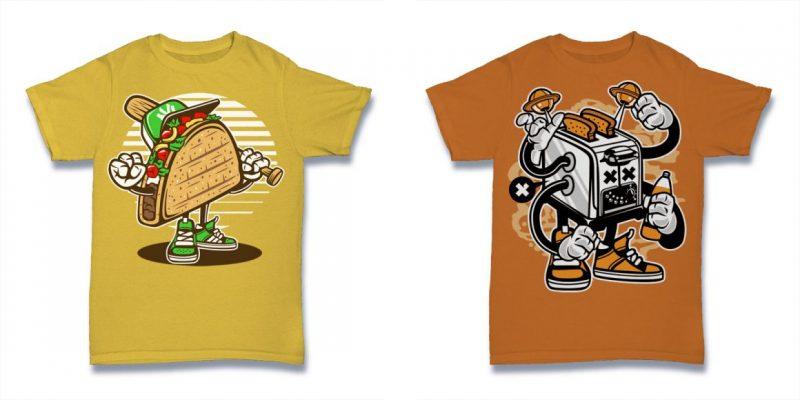 vector t shirt design