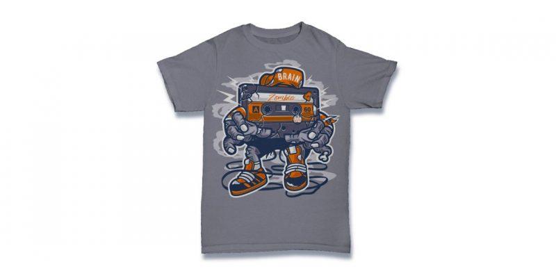vector shirt design