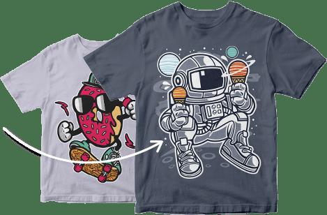 Buy T Shirt Designs T Shirt Vectors T Shirt Templates Buytshirtdesigns