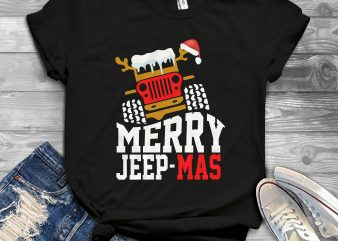 Jeep Mas buy t shirt design for commercial use
