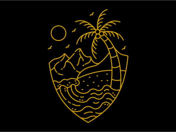 Little Pleasures tshirt design vector