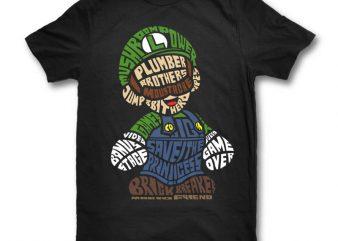 Plumber Brothers shirt design png t shirt design to buy