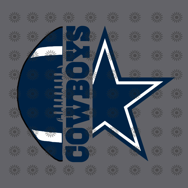 Dallas Coyboys Png Dallas Cowboys Svg Football Svg Dallas Svg Cowboy Svg Nfl Svg T Shirt Design For Sale Buy T Shirt Designs