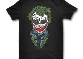 Why So Serious buy t shirt design