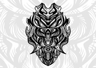 Zenrra t-shirt design template