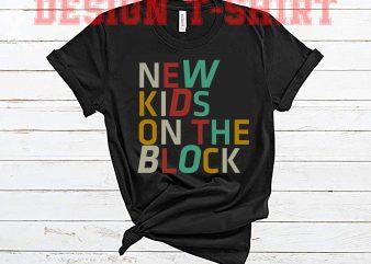New kids on the block svg,new kids on the block buy t shirt design