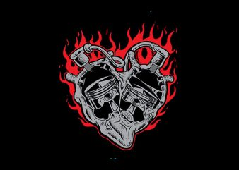 heart Vector t-shirt design