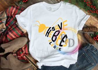 Save The Bees Please T shirt