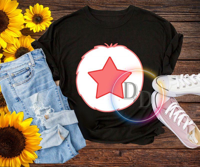 Halloween Bear Star costume T shirt design for kids t shirt design graphic