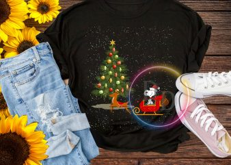 Snoopy Merry christmas T shirt