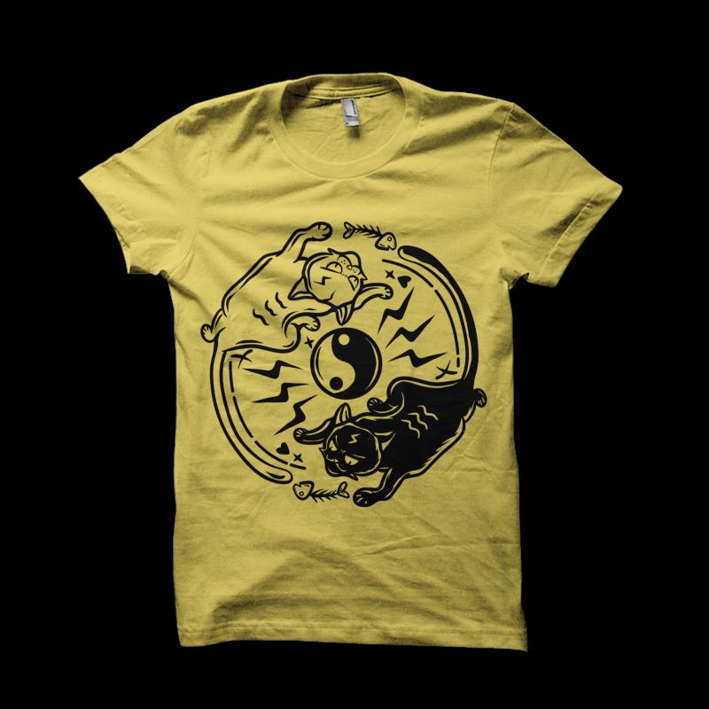 Balance tshirt design for sale