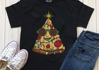 Pizza t-shirt digital download