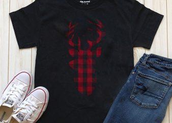 Deer Png t-shirt design download