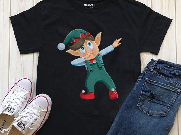 Amazing Christmas t-shirt design graphic for download