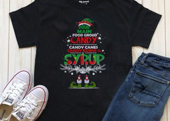 Christmas Png Psd Graphic t-shirt design