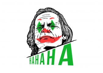 joker 2019 t-shirt design