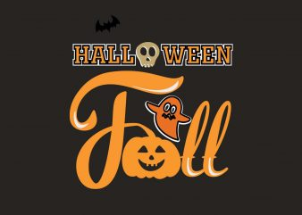Halloween Fall graphic t shirt