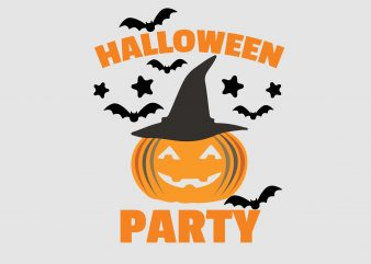 Halloween Party graphic t shirt