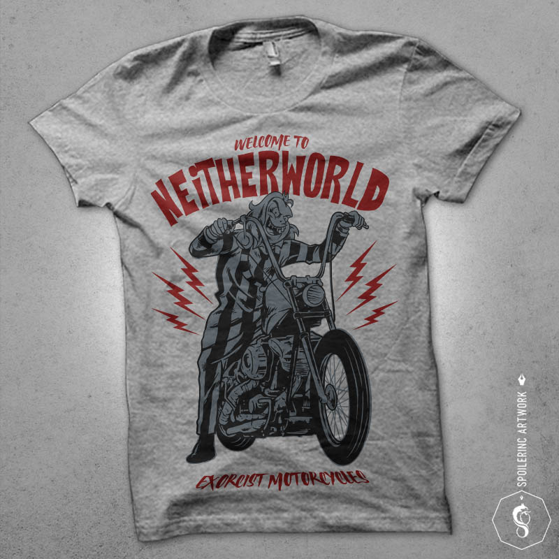 juicy biker tshirt design vector shirt designs