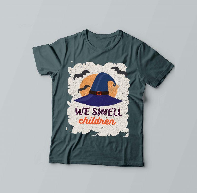 We Smell Children tshirt factory