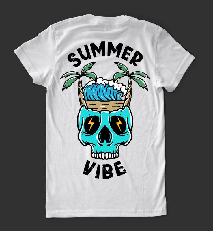 SUMMER t-shirt design tshirt factory