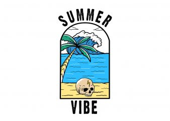holidays,summer vibe t-shirt design