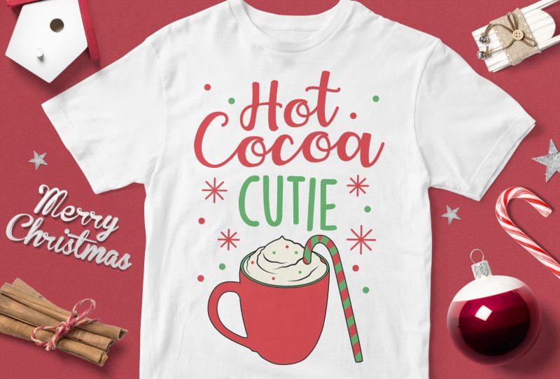 Christmas designs for printful