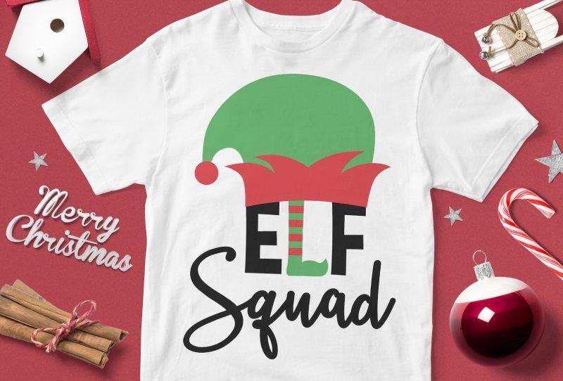 Christmas t-shirt bundle