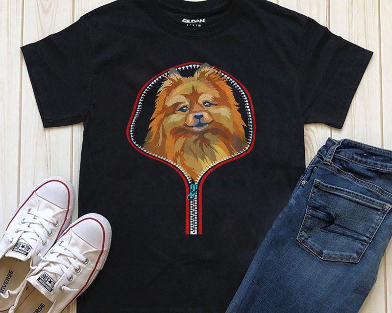 1 DESIGN 23 VERSIONS – DOGS t shirt design graphic