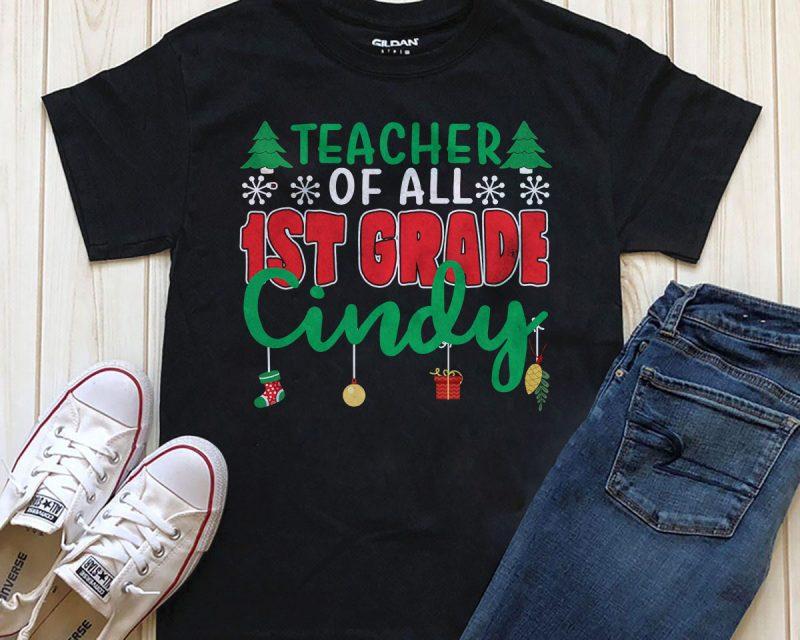 BIG BUNDLE CHRISTMAS PART 2- 300 DESIGNS – 95% OFF – WIN THE SEASON NOW! t shirt design for printify