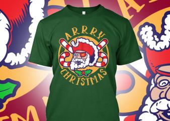 Arrry Christmas t shirt design to buy