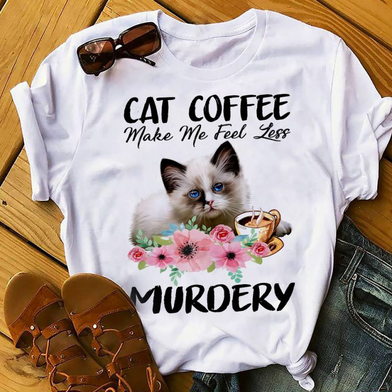 50 cat t-shirt designs bundle
