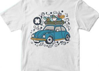 Fishing Tour t shirt graphic design